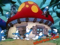 fcf0c08e53bef15c7f02bc75c19eabc0--mushroom-house-childhood-toys