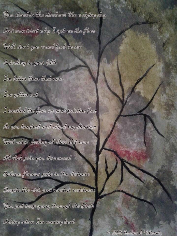 Tree and Art Poem